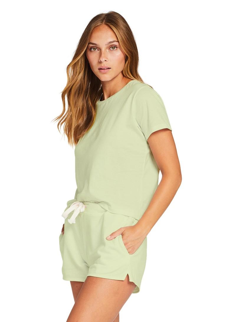 Vitamin A Citrus EcoSoft Cotton Hemp Shorts