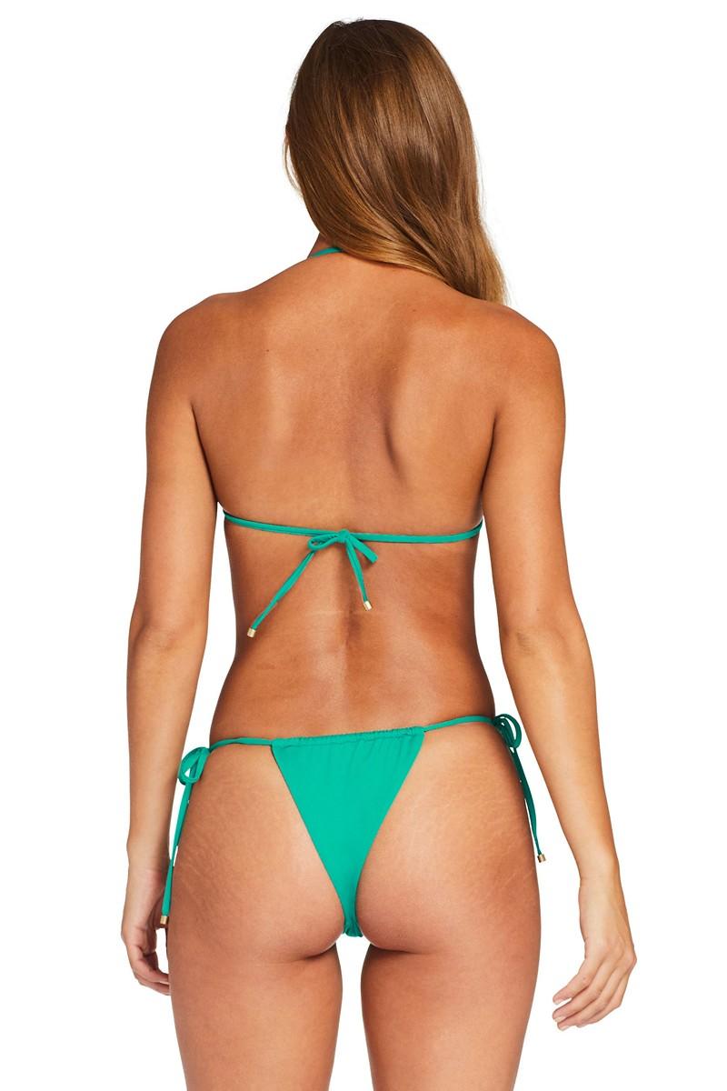 Vitamin A Emerald EcoLux Milana Bikini Bottom