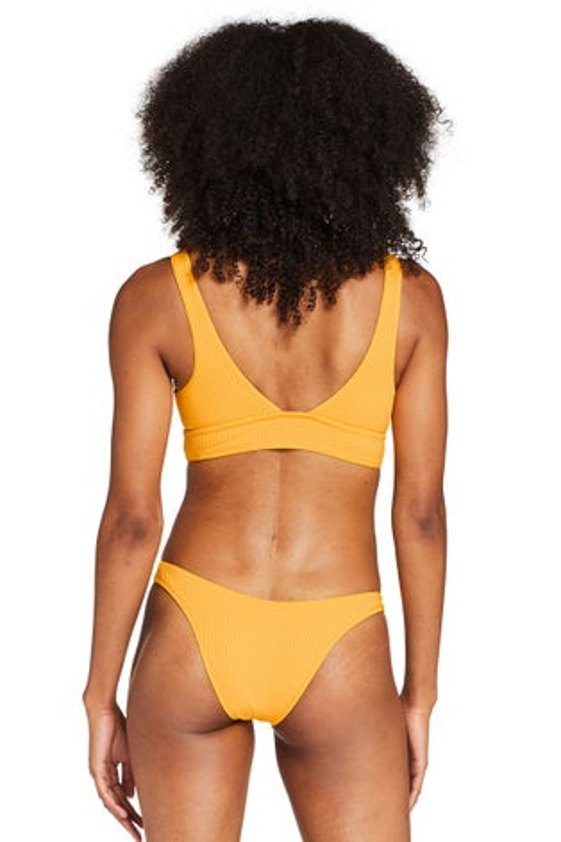 Vitamin A Iced Mango California High Leg Bottom