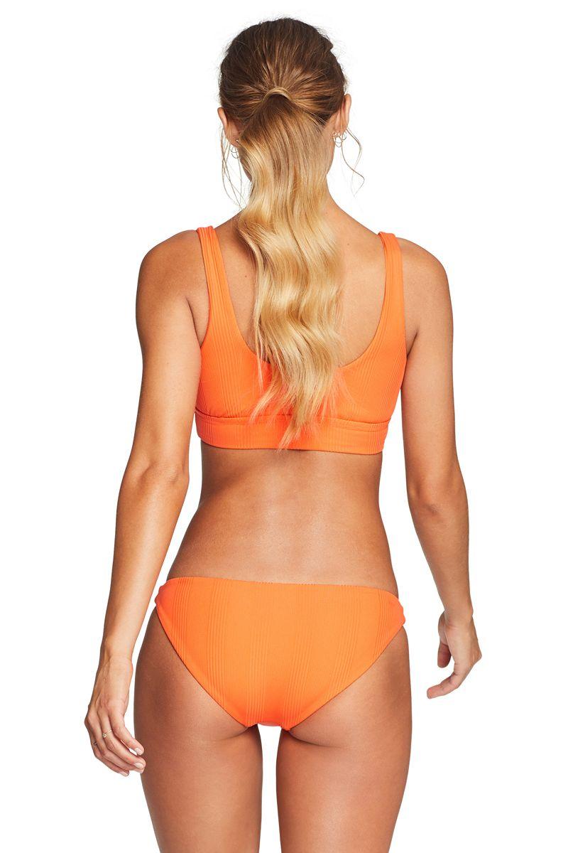 Vitamin A Variegated Orange Crush Sienna Tank Top