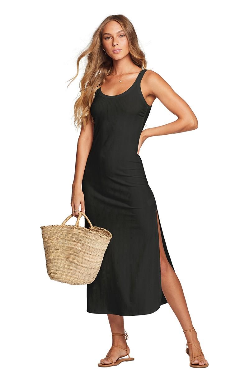 Vitamin A Organic Rib West Dress