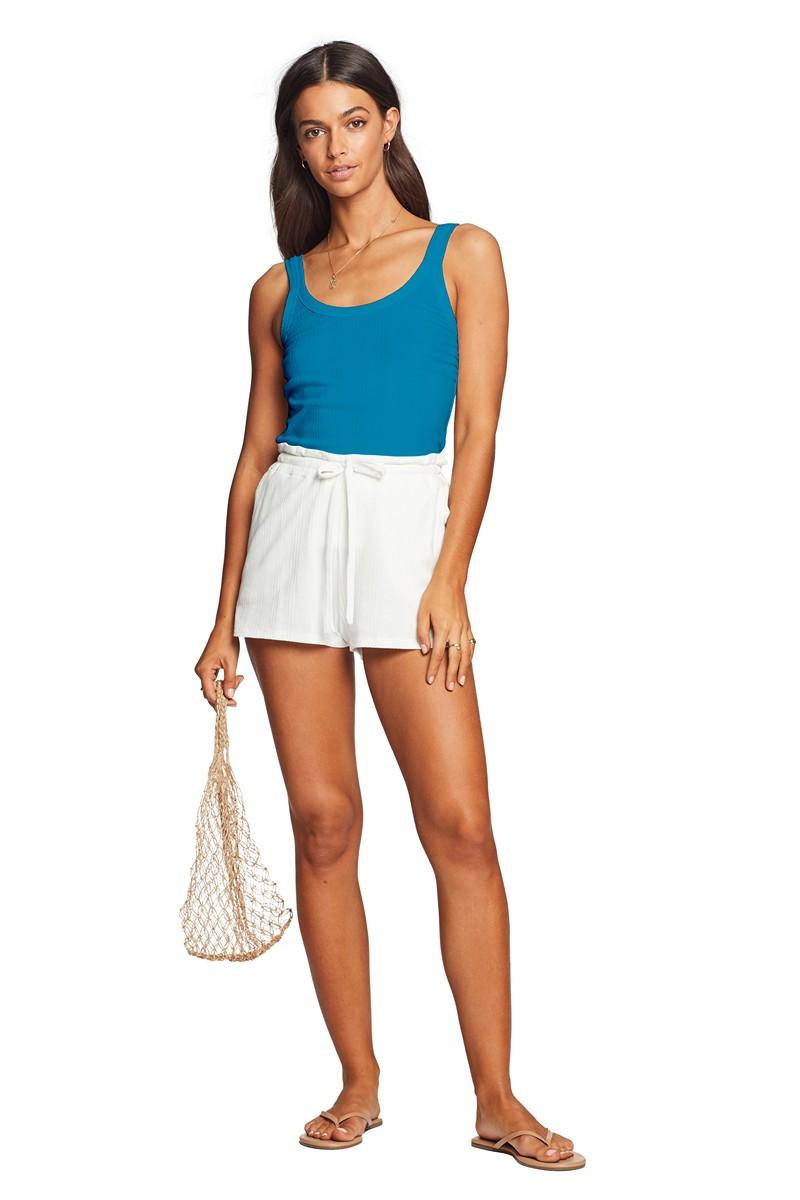 Vitamin A Organic Rib Thalia Shorts