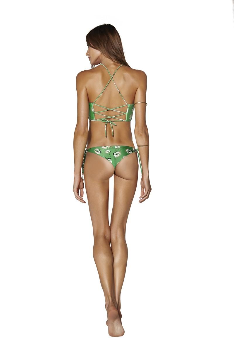 ViX Petals Tie Side Bikini Bottom